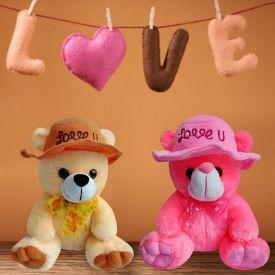 Pink Cute Teddy Bear