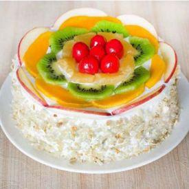 Fruit Cake Apple