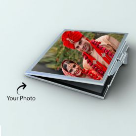 Exquisite Personalized Wedding Mirror