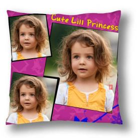 Cushion Pillow With Photo