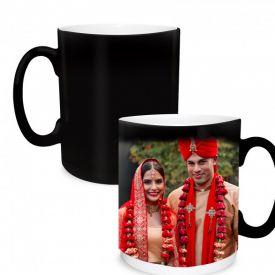Magic Black Mug (Customize)