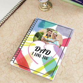 Marvelous Personalized Spiral Notebook