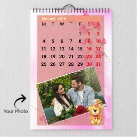 Happy Family Wall Calendar