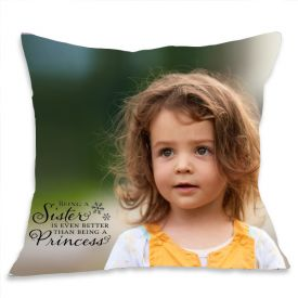 Personalized Photograph cushion