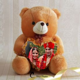Red & Brown Teddy