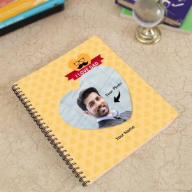 Awesome Personalized Spiral Notebook