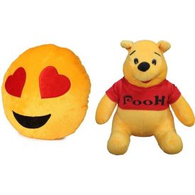 Pooh With Smiley