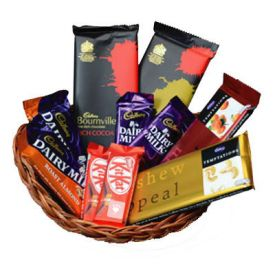 Best Chocolates Basket