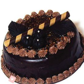 Dark Chocolate Cake - 5 Star