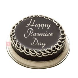 Promise day Chocolate cake
