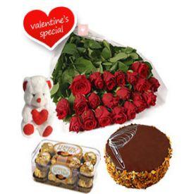 Best valentine day gift hamper