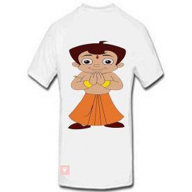 Chhota Bheem welcome style T-Shirt