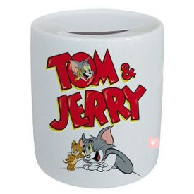 Tom and Jerry Piggy Bank