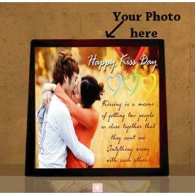 Happy Kiss Day Tiles