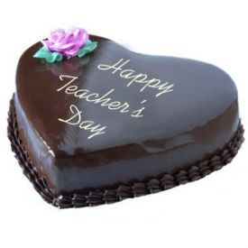 Chocolate truffle cake For Teacher