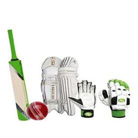 Master Blaster Total Cricket Set