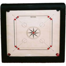 Carrom Board (Black)