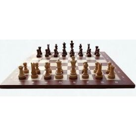 Chess Board with Chess Set