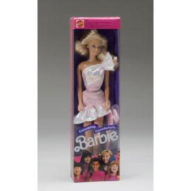 Friendship Barbie Doll in box