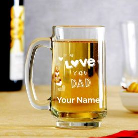 Awesome Engraved Glass Personalized