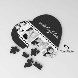 Smile & Laugh : Personalized Puzzle