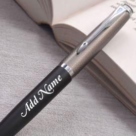 Stylish Metallic Personalized Pen