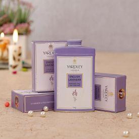 Yardley Soap And Talc Combo