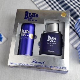 Blue For Men Deo & Perfume