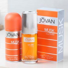 Jovan Musk Deo N Perfume