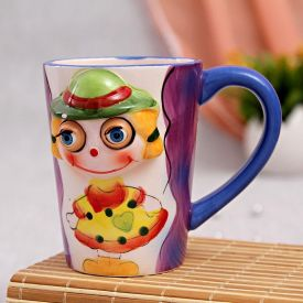 Classic China Clay Mug For Kids