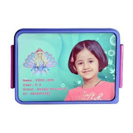 Disney Lunch Box Rapunzel - Purple