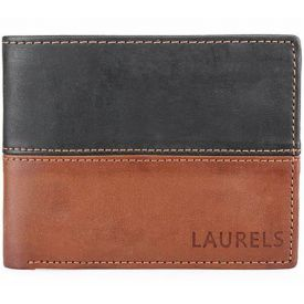 Laurels Urban Tan Mens Wallet