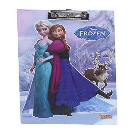 Disney Frozen Exam Clipboard - Blue