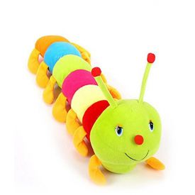 Cute Colorful Caterpillar Soft Toy