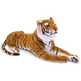 Royal Tiger Soft Toy