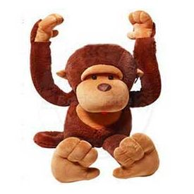 Hanging Monkey Soft Toy
