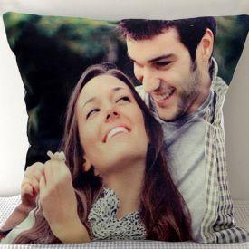 Printed Couple Cushion