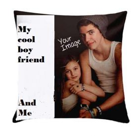 Brother N Sister Cushion
