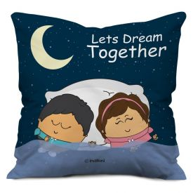 Valentine Gifts for Cushion Cute Couple