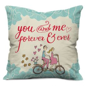 Valentine Gifts for Cushion White