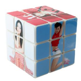 Personalized Puzzle Cube