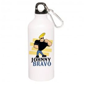 Johnny Bravo Sipper Bottle