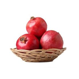 Basket of Pomegranate