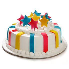 Special Delicious Celebration Cake