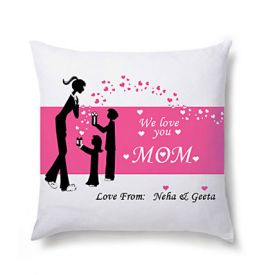 Personalised Cushion For Mom