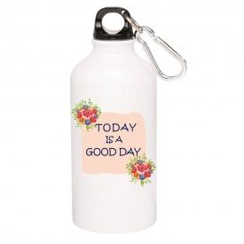Good Morning Coffee Sipper Bottles