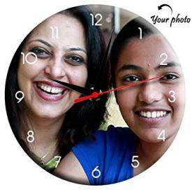 Mom In Million Special clock