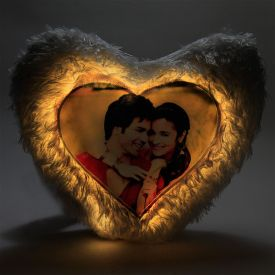 Heart LED Cushion