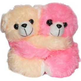 Hug Couple Teddy Bear
