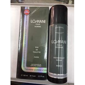 Lomani Deo N Perfume